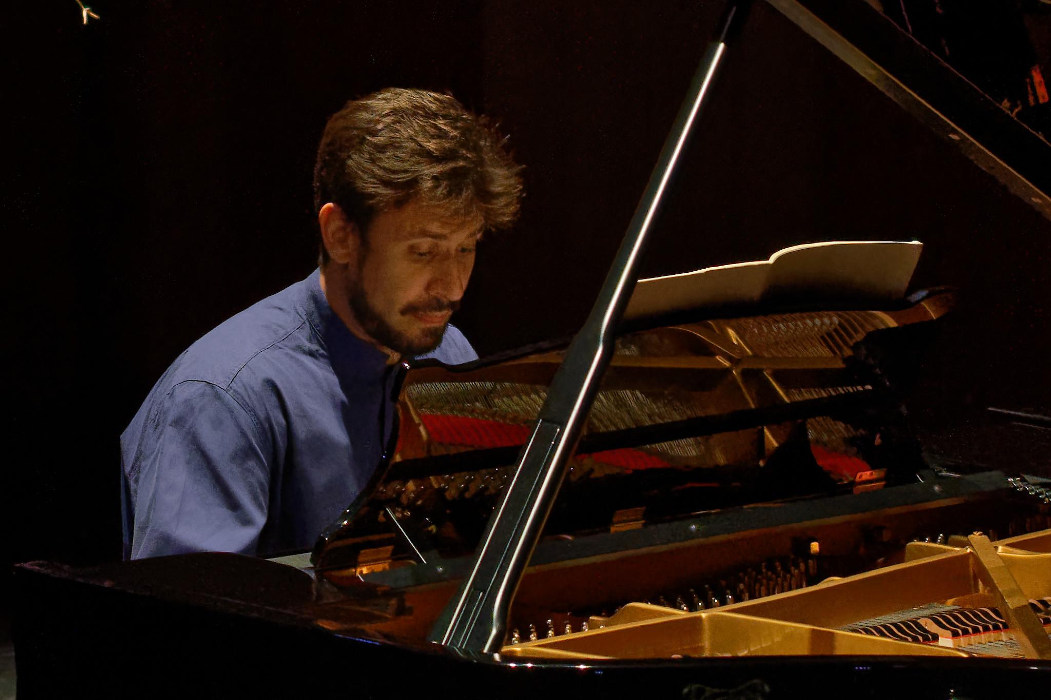Cristian Budu @ Klavierissimo Festival, Wetzikon ZH, 2020-01-30 (© Rolf Kyburz)