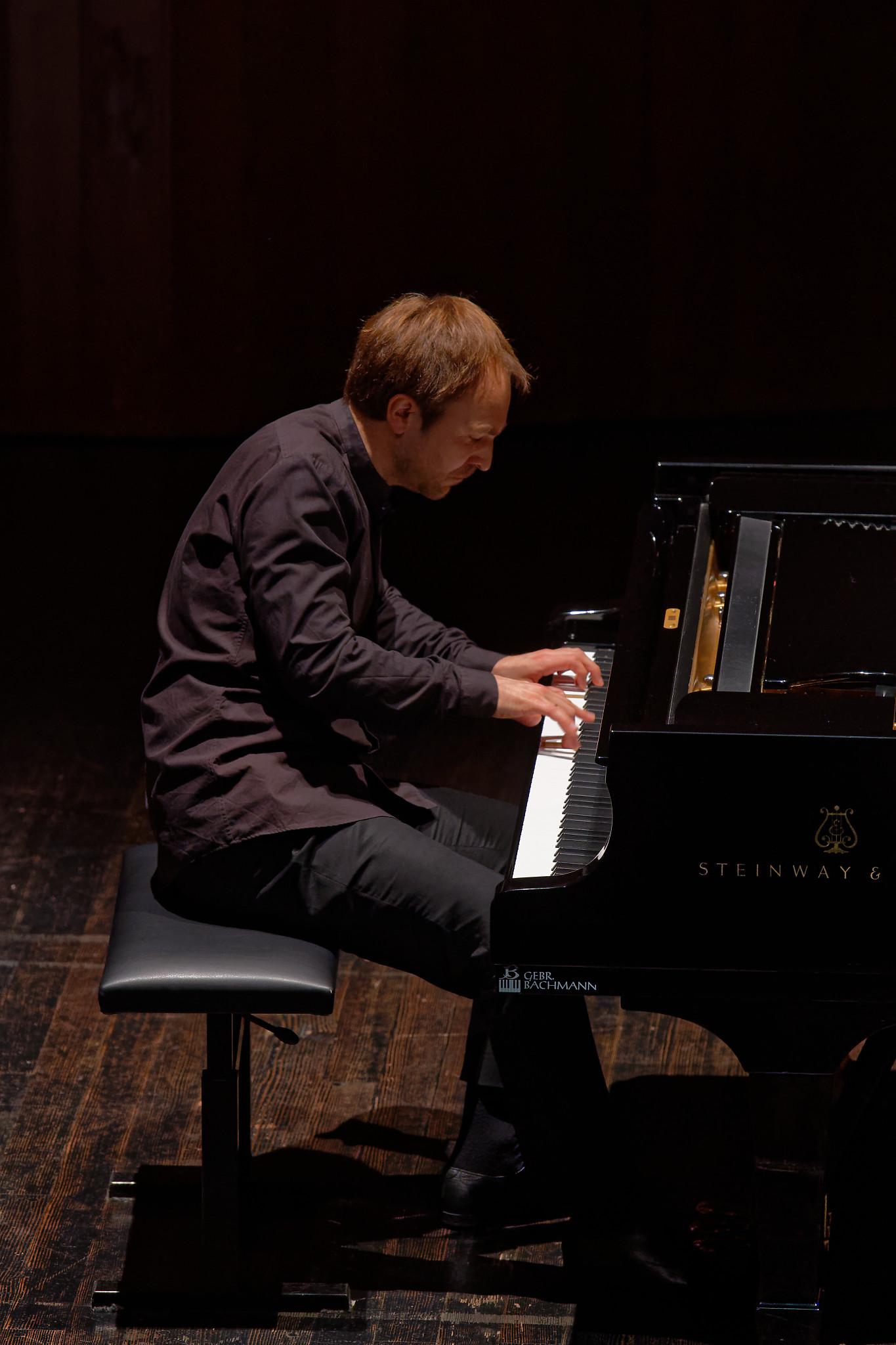 Herbert Schuch @ Klavierissimo Festival, Wetzikon ZH, 2020-01-31 (© Rolf Kyburz)