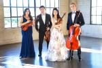 Viano String Quartet (source: vianostringquartet.com)