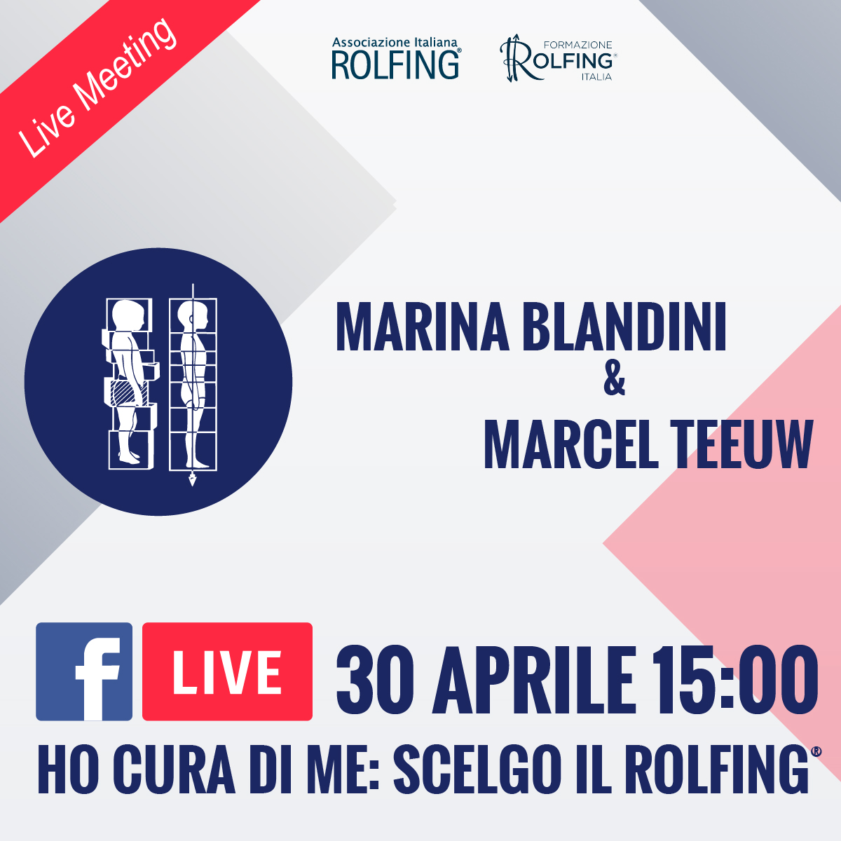 Live Video Chat con Marina Blandini