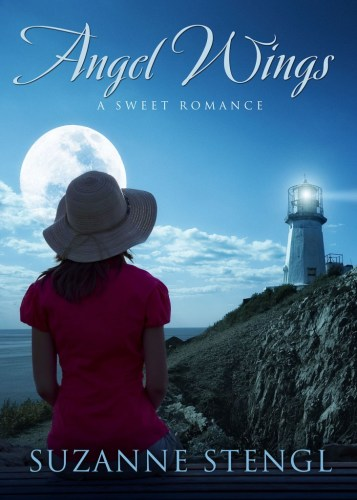 cover - Angel Wings by Suzanne Stengl
