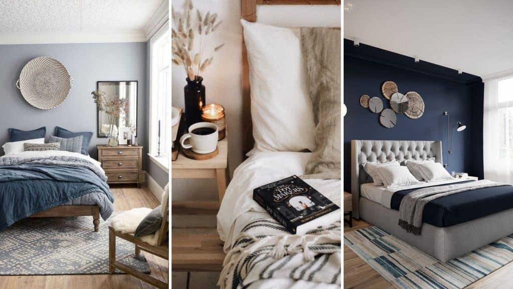 Slaapkamer inrichten handige tips  Rolgordijnwinkelnl