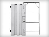 Estrutura de Porta Blindada
