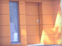 Porta Blindada Exterior forrada a fenólico