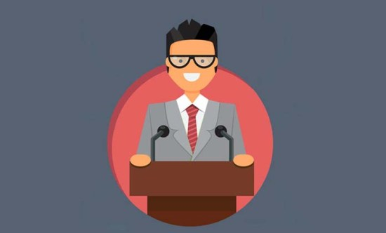 Belajar public speaking gratis