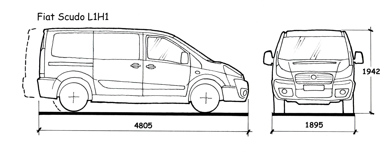 Dimension Fiat Scudo. dimension fiat scudo dimensions fiat
