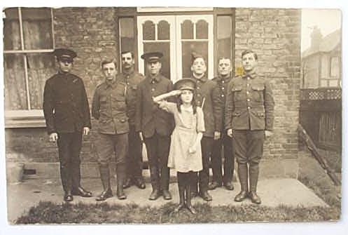 Roll Of Honour Essex War Memorial Selection
