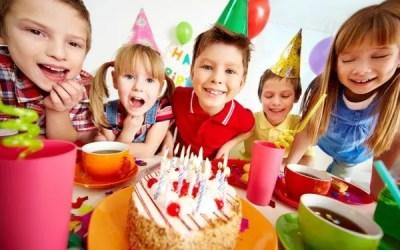 Birthday Parties rock on roller skates