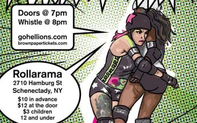 Roller Derby Bout – Everyone is invited!