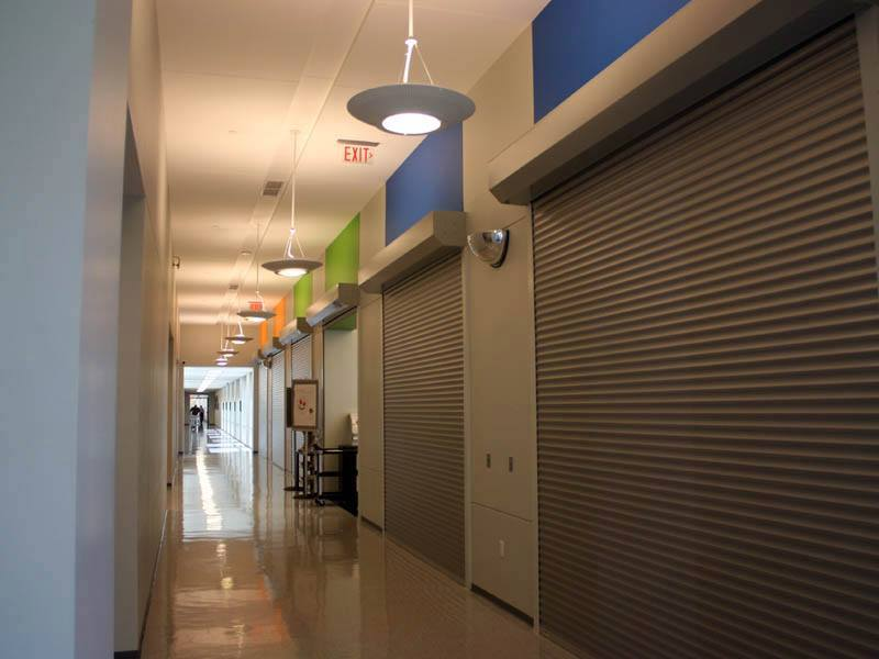 Commercial Roll Up  Security Shutters  RollAShield