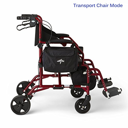 Which Is The Best Rollator Transport Chair