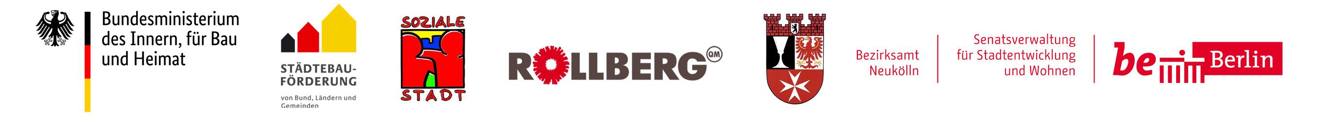 logoleiste aktions projektfonds rollberg2018