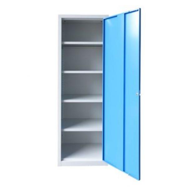 armoire rangement monobloc metallique