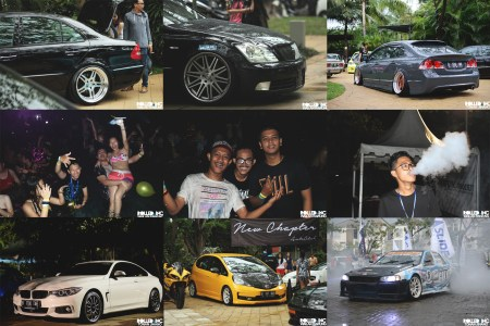 Modslide 2014 @ Waterboom PIK – Car Show to Another Level!!