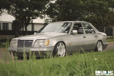 1996 Mercedes Benz W124 E320 Masterpiece – Excellent Bonds
