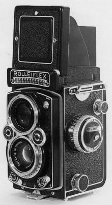 Rolleiflex 35 C  1956  Rolleiclub