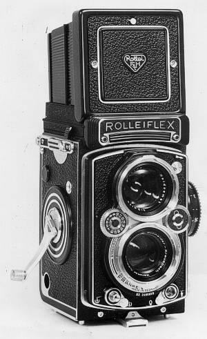 Rolleiflex 35 E2 Model 2  1961  Rolleiclub