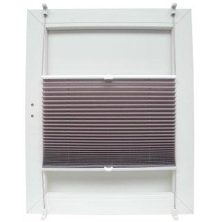 Plissee SAHARA - mauve - 110x130 cm