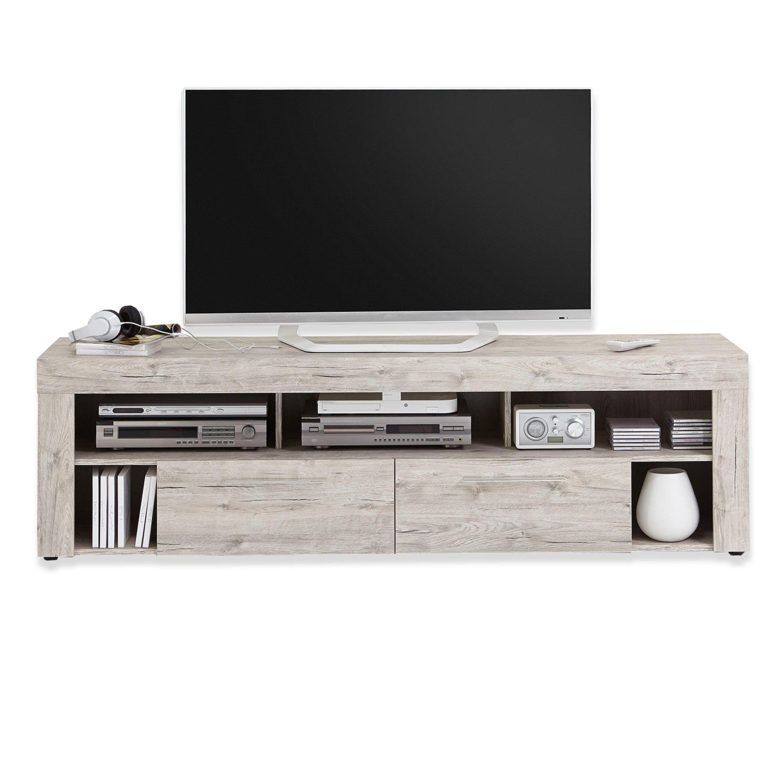 TVLowboard  Sandeiche  180 cm hoch  0131009700  eBay