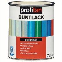 profitan Buntlack - cremewei seidenmatt - 750 ml ...