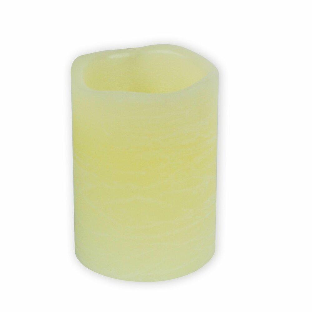 LEDKerze  creme  mit Flackereffekt  10 cm  Online bei ROLLER kaufen