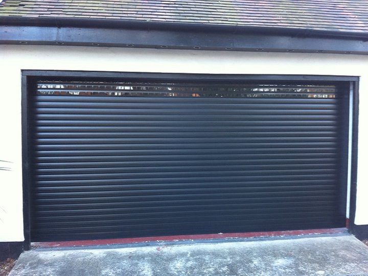 Replacing Wooden Garage Doors in Surrey