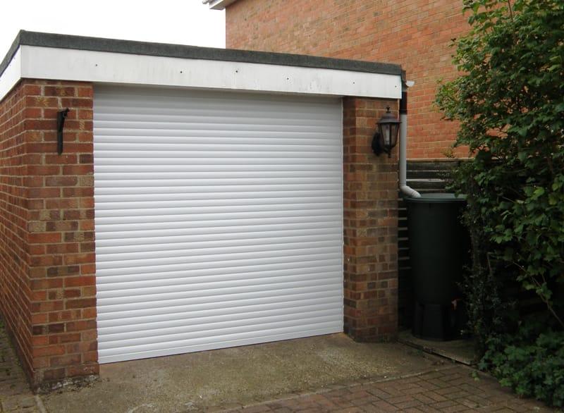 RD77 DIY Large Roller Garage Door
