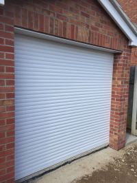 RD55 DIY Compact Roller Garage Door