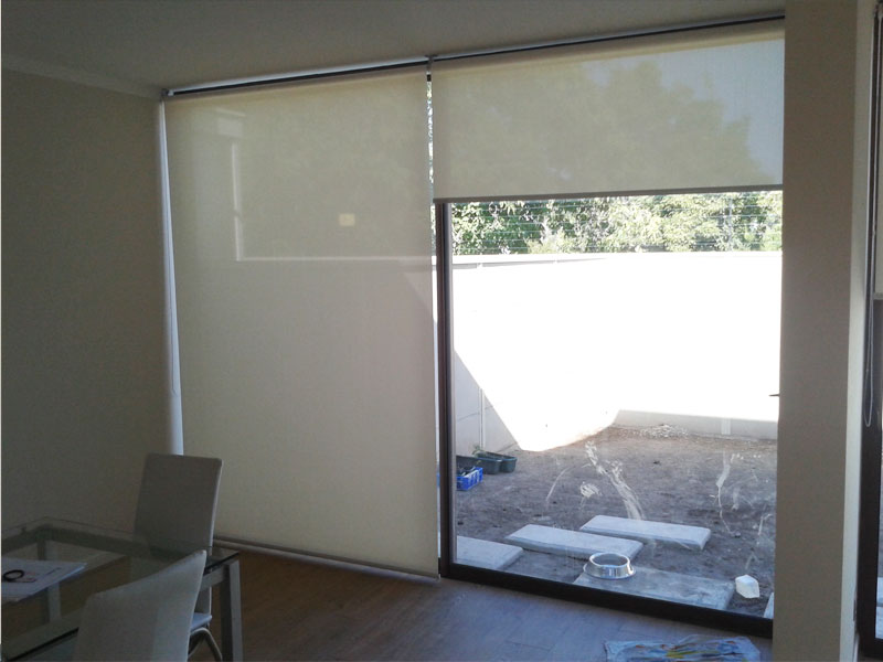 Cortinas Roller Sunscreen  Scandinavia