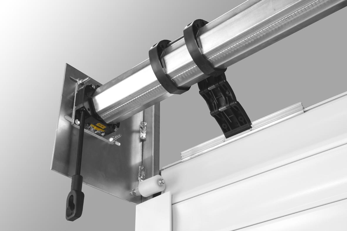 Gliderol Insulated Roller Shutter Garage Door