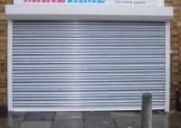 Galvanised Roller Shutter Doors