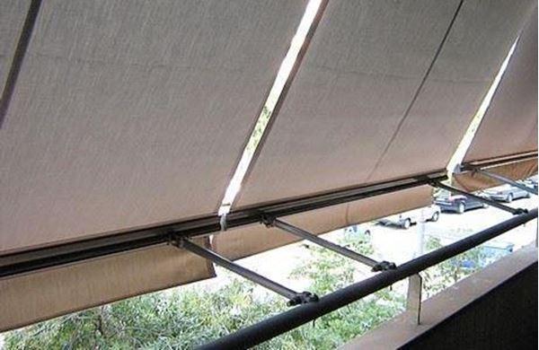 RollerSur  Toldo Vertical Brazo Balcon Tela Lona