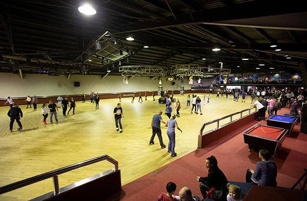 Rollerworld Skating Rink 2