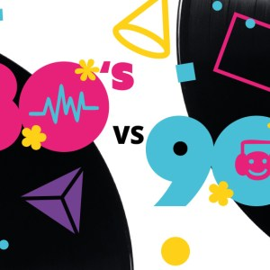 80's Vs 90's Skate Event At Rollerworld