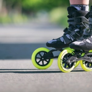 Speed Skate & Fitness Session