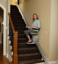Stair Lift Chair Installation. used stair lift craigslist ...
