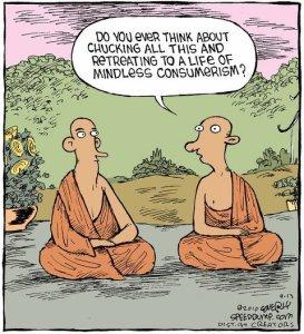 mindless monk