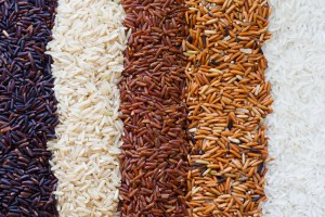 all the rice in thailand