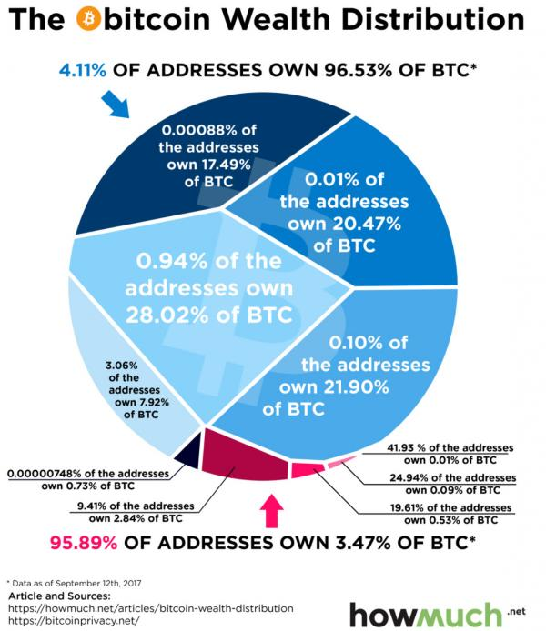 bitcoin wealth distribution