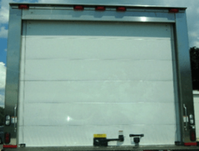 Box Truck Roll Up Door Repair Boston Rollers Cables