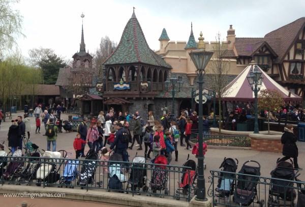 Disneyland Paris Passeggini