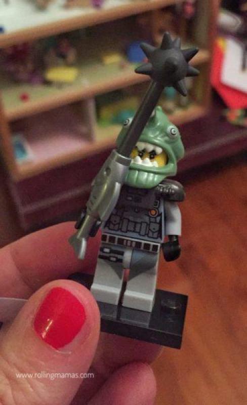 Lego Ninjago minifigure