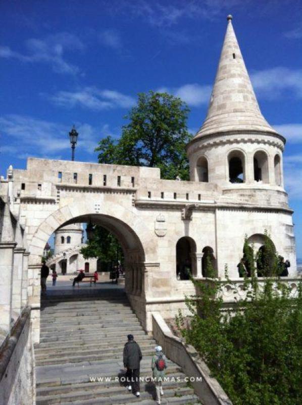 viaggi in capitali europee con bambini Budapest
