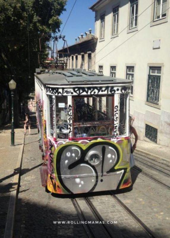 viaggi in capitali europee con bambini Lisbona