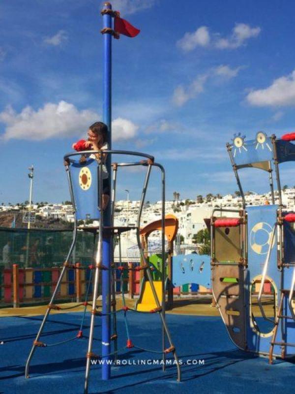 Parco giochi Puerto del Carmen