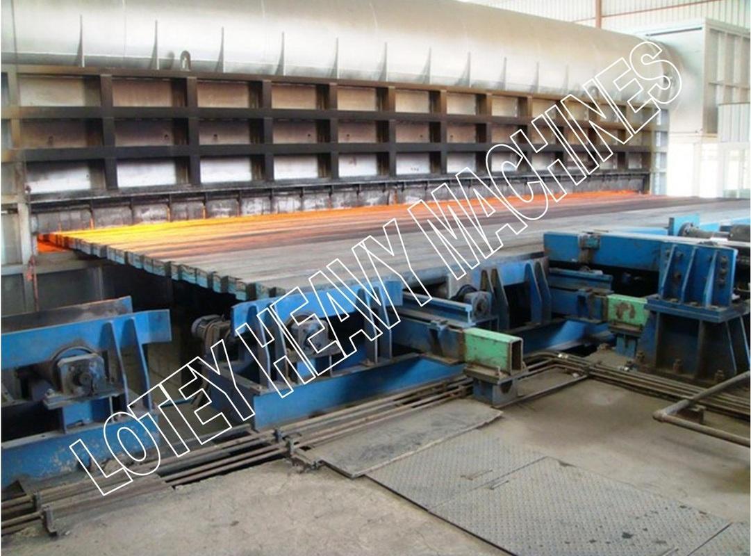Billet Reheating Furnace, Rolling Mill Furnace, Pusher