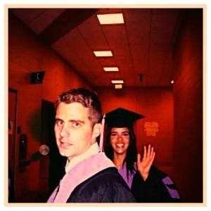 Our Graduation from San Antonio Dental School