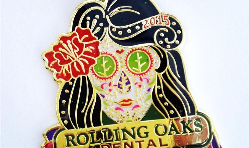 Rolling Oaks Dental's Fiesta Medal 2015