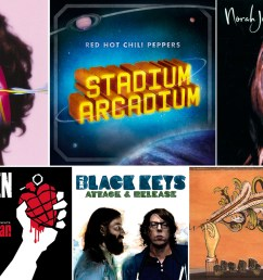 100 best albums of the 2000s [ 1401 x 788 Pixel ]