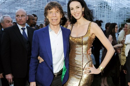 Rolling Stones Frontman Mick Jagger S Friend L Wren
